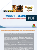Nebosh Week 1- Element 3(1)