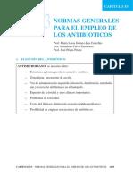 Normas generales del empleo de antibioticos.pdf