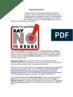 Satgas Sapu Narkoba