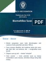 4. 2 Biometrika Suara