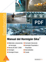 Manual Del Hormigon Sika