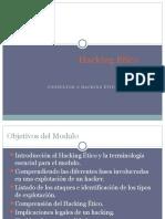 Seguridad Informatica - Consultor o Hacking Etico