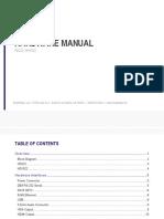 Hardware Manual (HD222, HD1022)
