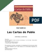Las Cartas de Pablo (Vanni)