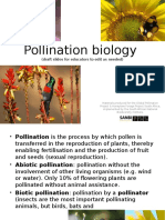Pollination biology from internet