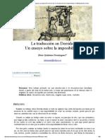 101-Idoia+Quintana+Domínguez_+La+traducción+en+Derrida_+Un+ensayo+sobre+la+imposibilidad-+nº+39+Espéculo+_UCM_ (1)
