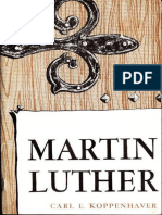 The Project Gutenberg EBook of Martin Luther, by Carl E. Koppenhaver