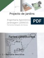 Projecto de Jardins