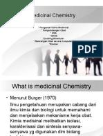 Medicinal Chemistry-part 1