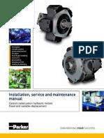 Manual Motor MRD 1100