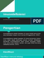 Imunodefisiensi ppt