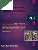 Dipositivas de Institucion