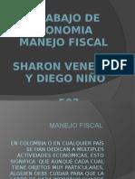 Trabajo en Grupo Manejo Fiscal Power Point