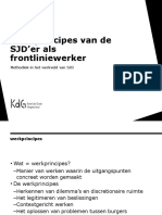 Werkprincipes Van de Frontliniewerker SJD (1)