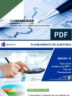 Fases de La Auditoria de Estados Financieros - Fase de Planeamiento