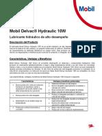 Mobil Delvac Hydraulic 10W-1