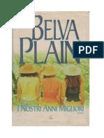 Libro_Belva+Plain+-+I+nostri+anni+migliori