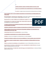 Peñalosa Bibliografia