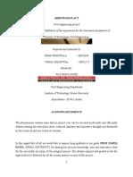 Arbitration in India.rtf