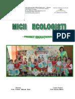 1 Proiect Eco