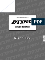 DTXpress User ITA