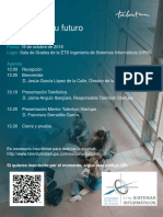 AgendaTalentum Madrid ETSISI UPM 2016-10-19