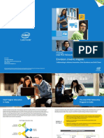 Brochure Intel India PhD Fellowship 2015
