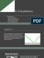 2 Presentación Efecto Fotoeléctrico