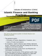 Ciarb Conferenece Islamic Finance and Banking Practices Mohammad Majd Bakir - Sessoin4
