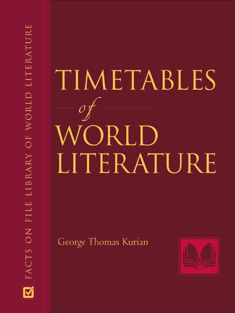 Home dear mr kourouma -  George_thomas_kurian _timetables_of_world_literat Bookzz Org 1 Pdf Ovid Divine Comedy