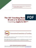 Maestrías en Coaching