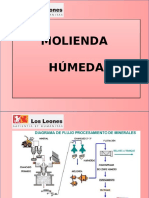 05 25 2015 Molienda Humeda