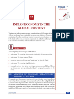 Indian Economy in the Global Context