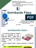 distribucion fisica
