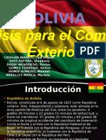 Bolivia - Análisis Para El Comercio Exterior