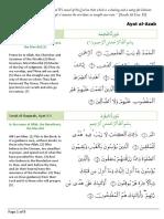 Ayat Azab Booklet