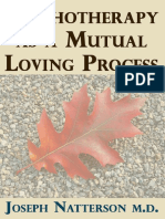 Psychotherapy as a Mutual Loving Process