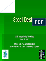 Steel Beam Design-LRFD