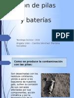 Gestión de Pilas y Baterías (2)