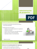 Criterios de Evaluacion de Proyectos
