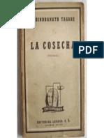 Rabindranath Tagore-La Cosecha [17644]