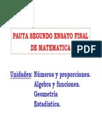 Pauta Final 2