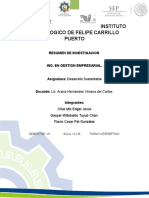 Investigacion Escenario Socio Cultural Investigacion