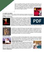 Bailes Tradicionales de Los Paises Sudamericano