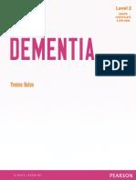 Dementia Awareness by Yvonne Nolan