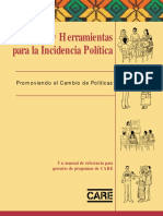 CARE - Guias y herramientas para la incidencia.pdf