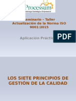 Introducción a ISO 9001-2015