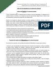 Extracto de Los Programas de Estudio 2011