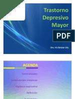 1. Trastorno Depresivo Mayor Médicos APS