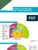 2.1 Diagrama Gsp Rias Promoción y Mantenimiento de La Salud